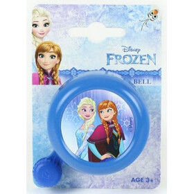 Diverse Frozen Bike Bell blue/colourful